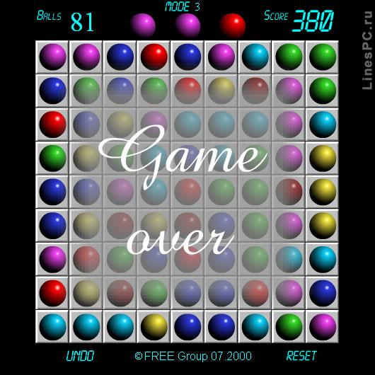 игра lines 98 играть онлайн